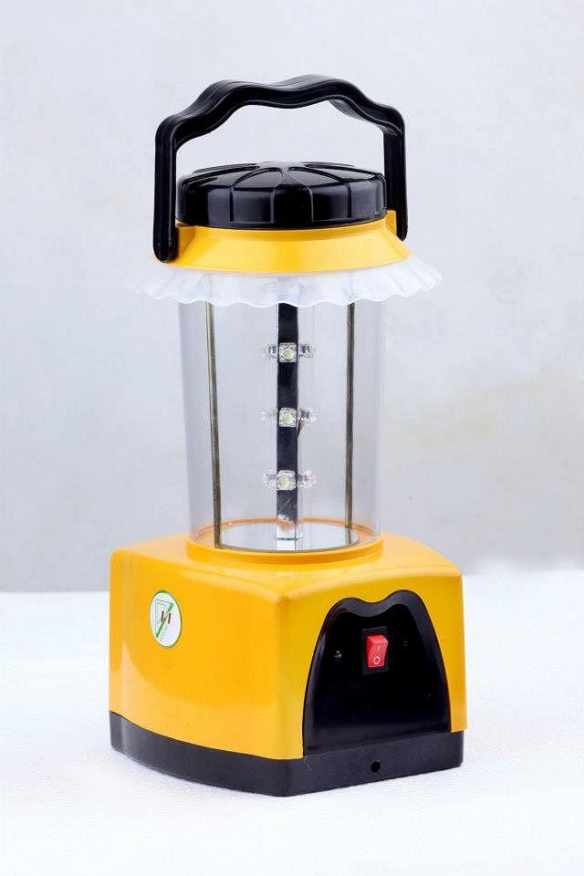 LED Solar emergency lamp