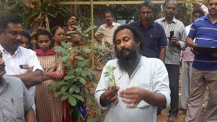Hamsa Vaidyar explains the rare properties of herbs
