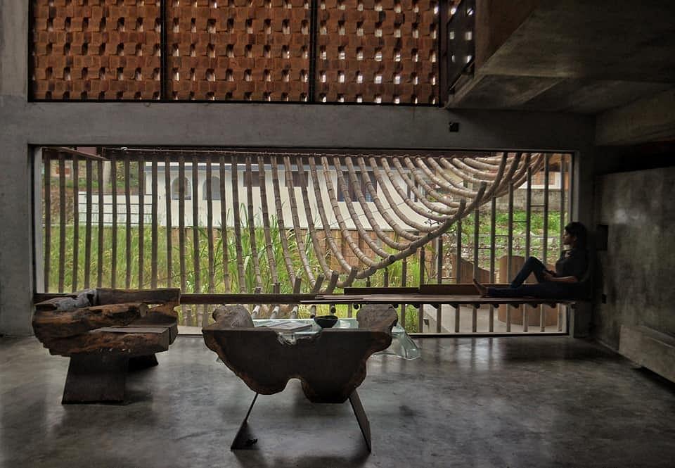 Ecofriendly houses by Vinu Daniel