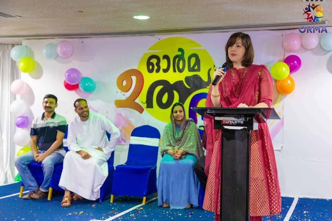 Elikkutty has traveled across Kerala, spreading and learning Malayalam