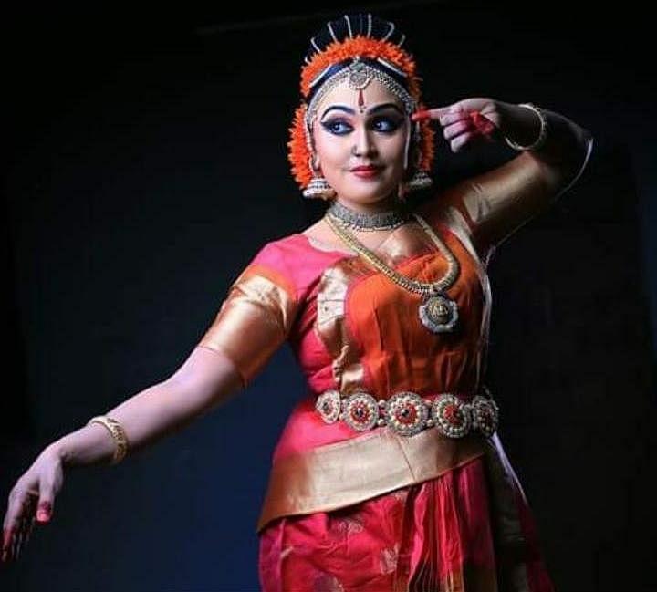 Suma, a Bharatanatyam dancer, was a star of Kerala school art festivals