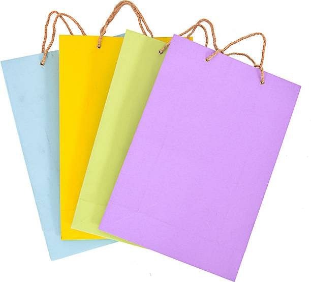 Paper bags as alternative to harmful plastic carrybags