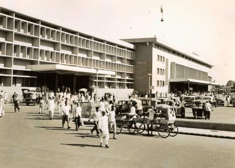 New Delhi station old photo