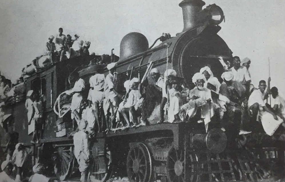 India -Pakistan refugees